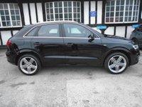 2012 AUDI Q3 2.0 TDI QUATTRO S LINE 5d AUTO 175 BHP £14435.00