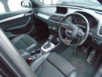 USED 2012 62 AUDI Q3 2.0 TDI QUATTRO S LINE 5d AUTO 175 BHP