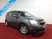 USED 2012 12 CHEVROLET ORLANDO 1.8 LT 5d 141 BHP The Car Finance Specialist