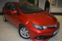 USED 2015 TOYOTA AURIS 1.6 D-4D ICON 5d 110 BHP