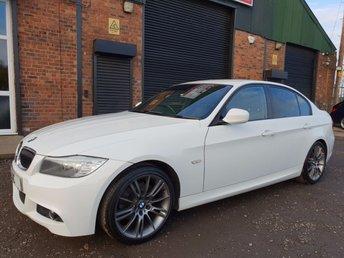 2011 BMW 3 SERIES 2.0 318I SPORT PLUS EDITION 4DR 141 BHP £8491.00