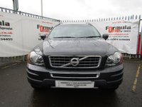 USED 2010 10 VOLVO XC90 2.4 D5 Active Geartronic AWD 5dr 2 OWNERS+FULL MOT+VALUE
