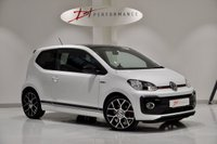 2018 VOLKSWAGEN UP! 1.0 UP GTI 3d 114 BHP FACTORY BLACK ROOF  £13950.00