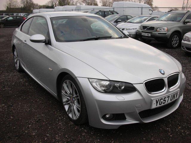 2007 57 BMW 3 SERIES 3.0 325D M SPORT 2d 195 BHP