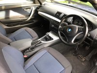 USED 2008 08 BMW 1 SERIES 2.0 118I SE 2d CONVERTIBLE MOT, SERVICE HISTORY, CAM/CHAIN/BELT DONE,VGC
