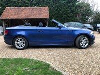2008 BMW 1 SERIES 2.0 118I SE 2d CONVERTIBLE MOT, SERVICE HISTORY, CAM/CHAIN/BELT DONE,VGC £3995.00