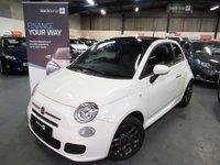 2014 FIAT 500 1.2 S 3d 69 BHP £5290.00