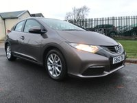 2013 HONDA CIVIC 2.2 I-DTEC SE £20 road tax fsh compare our price  £6295.00