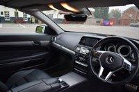 USED 2013 C MERCEDES-BENZ E-CLASS 2013 63 MERCEDES  E250 2.1 CDI AMG SPORT 2d AUTO 204 BHP