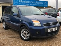 2007 FORD FUSION 1.4 TDCi ZETEC CLIMATE 5d 68 BHP £SOLD