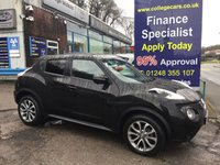 USED 2016 66 NISSAN JUKE 1.5 TEKNA DCI 5d 110 BHP, only 14000 miles, 1 Owner ***GREAT FINANCE DEALS AVAILABLE***