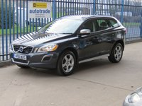 USED 2011 61 VOLVO XC60 2.4 D5 R-Design Geartronic AWD 5dr Automatic,Leather