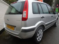 USED 2007 07 FORD FUSION 1.4 STYLE CLIMATE 5d 80 BHP GUARANTEED TO BEAT ANY 'WE BUY ANY CAR' VALUATION ON YOUR PART EXCHANGE