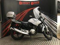 2011 YAMAHA YBR 124cc YBR125 ED  £1890.00