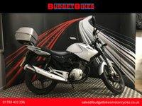 USED 2011 11 YAMAHA YBR 124cc YBR125 ED