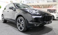 "USED 2015 64 PORSCHE CAYENNE 3.0 D V6 TIPTRONIC S 5d AUTO 262 BHP *21"" TURBO ALLOYS+BLACK PACK*"