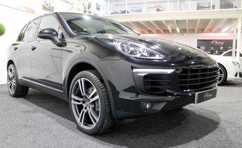 2015 PORSCHE CAYENNE 3.0 D V6 TIPTRONIC S 5d AUTO 262 BHP £SOLD