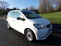 2015 SEAT MII 1.0 S 5d 59 BHP £4850.00