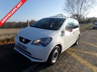 USED 2015 65 SEAT MII 1.0 S 5d 59 BHP ONE OWNER FROM NEW TWO KEYS SERVICE HISTORY 2016 / 2017/ SEAT DEALER  2018 OIL SERVICE  MOT 24.10.2019