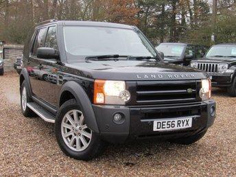 2006 LAND ROVER DISCOVERY 2.7 3 TDV6 SE 5d AUTO 188 BHP £8490.00