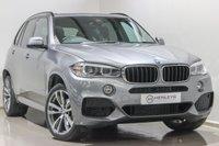 USED 2016 66 BMW X5 3.0 XDRIVE30D M SPORT 5d 255 BHP