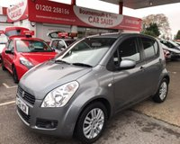 2011 SUZUKI SPLASH SZ4 1.2 *ONLY 17,000 MILES* £4995.00