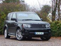 2013 LAND ROVER RANGE ROVER SPORT 3.0 SDV6 SE 5d AUTO 255 BHP £19470.00