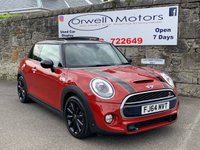 2014 MINI HATCH COOPER 2.0 COOPER S 3d 189 BHP £12500.00
