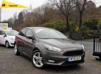 2015 FORD FOCUS 1.0 ZETEC 5d 124 BHP £7990.00