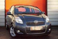 2010 TOYOTA YARIS 1.0 TR VVT-I 3d 68 BHP £3295.00