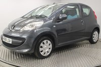 USED 2008 58 PEUGEOT 107 1.0 URBAN MOVE 3d 68 BHP