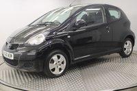 2010 TOYOTA AYGO 1.0 BLACK VVT-I 3d 67 BHP £3250.00