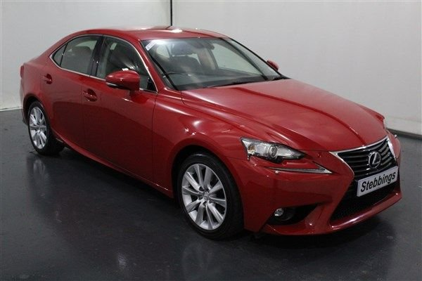 2016 16 LEXUS IS 2.5 300H EXECUTIVE EDITION 4d AUTO 179 BHP