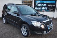 2012 SKODA YETI 1.6 SE GREENLINE II TDI CR 5d 103 BHP 10 STAMPS-£30 TAX £5790.00