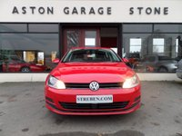 USED 2014 64 VOLKSWAGEN GOLF 1.6 SE TDI BLUEMOTION TECHNOLOGY DSG 5d AUTO **1 OWNER** ** ADAPTIVE CRUISE * 1 OWNER **