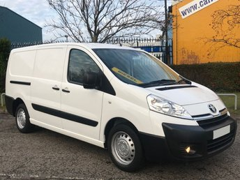 2013 TOYOTA PROACE 2.0HDi 130 1200 L2H1 [ MOBILE WORKSHOP ] VAN Free UK Delivery £6950.00