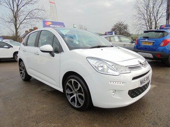 2015 CITROEN C3 1.2 SELECTION 5d 80 BHP, 1 OWNER,  PANORAMIC ROOF, STUNNING £5950.00