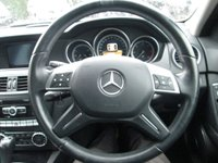 USED 2011 61 MERCEDES-BENZ C CLASS 2.1 C220 CDI BLUEEFFICIENCY SE EDITION 125 4d AUTO 170 BHP SPACE SAVER SPARE WHEEL