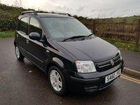 2010 FIAT PANDA 1.2 ELEGANZA 5d 59 BHP £3490.00