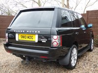 USED 2010 10 LAND ROVER RANGE ROVER 3.6 TDV8 VOGUE 5d AUTO 271 BHP