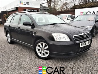 View our 2005 05 TOYOTA AVENSIS 2.0 T3-S D-4D 5d 114 BHP