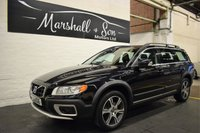 USED 2013 63 VOLVO XC70 2.4 D5 SE LUX AWD 5d AUTO 212 BHP GREAT VALUE 2013/63 PLATE - LEATHER - NAV - 4X4 - AUTO