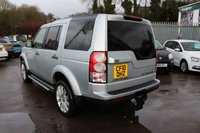 USED 2010 10 LAND ROVER DISCOVERY 3.0 4 TDV6 HSE 5d AUTO 245 BHP