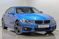 USED 2015 65 BMW 4 SERIES GRAN COUPE 2.0 420D M SPORT GRAN COUPE 4d AUTO 188 BHP