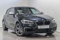 USED 2015 65 BMW 1 SERIES 3.0 M135I 3d AUTO 322 BHP