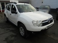 2013 DACIA DUSTER 1.5 AMBIANCE DCI 4WD 5d 109 BHP £6995.00