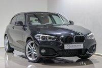 USED 2015 65 BMW 1 SERIES 1.5 116D M SPORT 3d 114 BHP