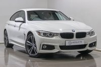 2015 BMW 4 SERIES GRAN COUPE 2.0 420D M SPORT GRAN COUPE 4d AUTO 188 BHP £19990.00