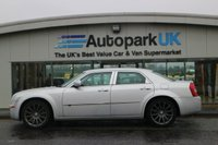 USED 2010 60 CHRYSLER 300C 3.0 CRD SRT 4d AUTO 215 BHP LOW DEPOSIT OR NO DEPOSIT FINANCE AVAILABLE