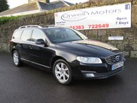 USED 2014 64 VOLVO V70 2.4 D5 SE LUX 5d 212 BHP FULL SERVICE HISTORY+1 OWNER